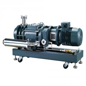 Dry Screw Vacuum Pumps